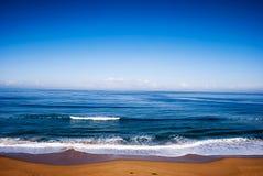 Languid океан Стоковое Изображение