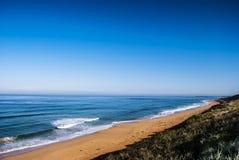 Languid океан Стоковые Изображения RF