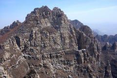 Langya Mountain,China Royalty Free Stock Image