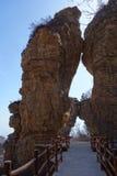 Langya Mountain,China Stock Photo