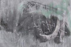 Langzaam verdwenen bakstenen muur Royalty-vrije Stock Foto's