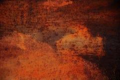 Langzaam verdwenen roestige oppervlakte Stock Fotografie