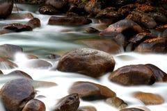Langzaam Water Stock Foto