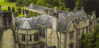 Lanhydrock Royalty Free Stock Photography
