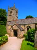 Lanhydrock Church Stock Image