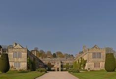 Lanhydrock Civil Parish - Bodmin England stock photo