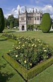 Lanhydrock gardens and Gatehouse Stock Photography