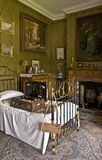 Lanhydrock House Bedroom  Royalty Free Stock Images