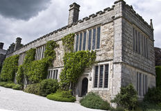 Lanhydrock House North Wing Royalty Free Stock Images