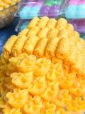 Lanière thaïlandaise de foi de dessert Photographie stock