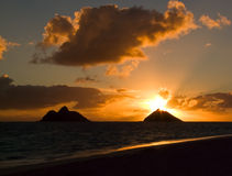 Lanikai Beach Stock Images
