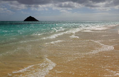 Lanikai Beach Royalty Free Stock Photos