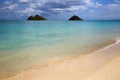 Lanikai Beach Stock Photography