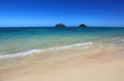 Lanikai Beach Stock Images