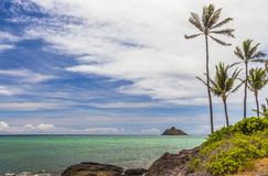 Lanikai Royalty Free Stock Image