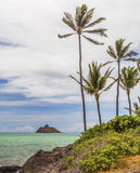 Lanikai Royalty Free Stock Images
