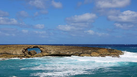 Laniloa Arch Stock Photography