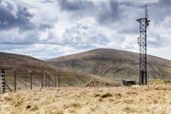 Lank Rigg, Crag Fell, Grike Fell Walk Stock Image
