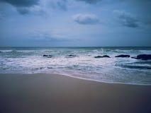 Lanka de la costa Imágenes de archivo libres de regalías