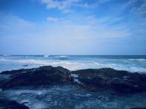 Lanka del océano Fotos de archivo