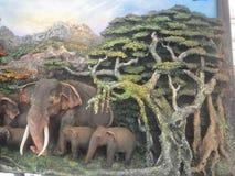 Lankan τρισδιάστατη τέχνη Sri Στοκ εικόνες με δικαίωμα ελεύθερης χρήσης