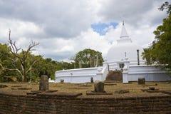 Lankaramaya, Anuradhapura, Sri Lanka Royalty Free Stock Images