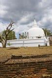 Lankaramaya, Anuradhapura, Sri Lanka Stock Photography