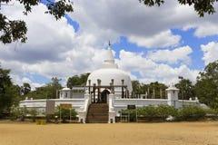 Lankaramaya, Anuradhapura, Sri Lanka Fotografía de archivo libre de regalías