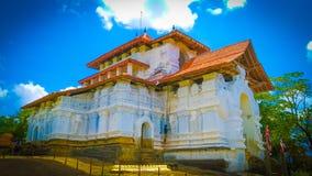 Lankathilaka Viharaya ναών Buddist στοκ εικόνα με δικαίωμα ελεύθερης χρήσης