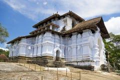 Lankathilaka Viharaya Temple, Kandy, Sri Lanka Royalty Free Stock Image