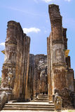 Lankatilaka, Polonnaruwa, Sri Lanka Royalty Free Stock Images