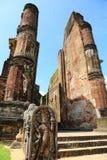 Lankatilaka temple in Polonnaruwa Stock Photography
