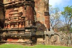 Lankatilaka temple in Polonnaruwa Royalty Free Stock Photos
