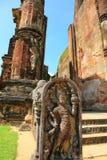 Lankatilaka temple in Polonnaruwa Royalty Free Stock Images