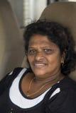 Lankijczyk kobieta Fotografia Royalty Free