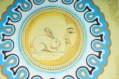 Lankijczyk kultura Tradycyjna sztuka zdjęcia royalty free