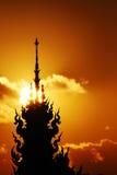 lanna świątynia Fotografia Stock
