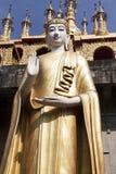 Lanna Buddha Statue royalty-vrije stock afbeeldingen