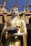 Lanna Buddha Statue Royalty Free Stock Photo