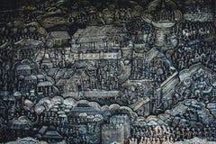 Silver Lanna ChiangMai Thailand. Temple srisuphan history royalty free stock image
