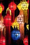 Lanna lantern.  Royalty Free Stock Images