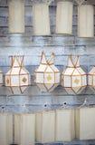 Lanna lantern Stock Photos