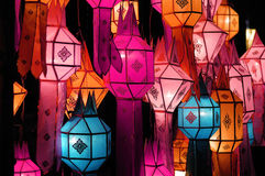 Lanna lantern Royalty Free Stock Photo