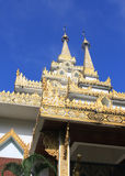 Lanna pagoda Royalty Free Stock Images