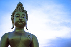 Lanna Thai Buddha Style Fotografía de archivo
