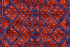 Lanna tradizionale tessuto mano. Fotografia Stock Libera da Diritti