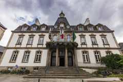 Lannion City Hall Royalty Free Stock Image