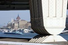 Lanscape - Boedapest Stock Fotografie