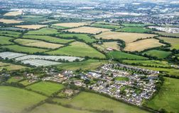 Lanscape da Irlanda imagens de stock