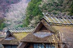 Lanscape da noite em japão fotografia de stock